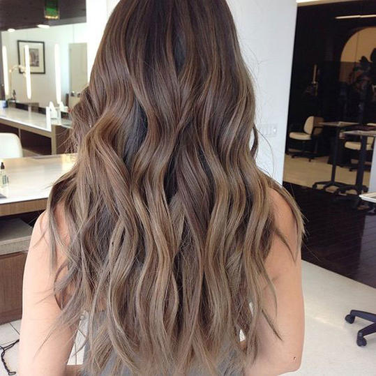 Mushroom Brown Hair Is Trending for 2018 - Southern Living