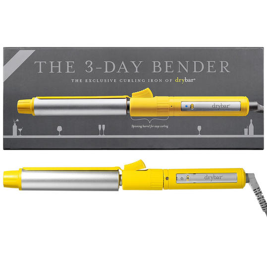 RX_1803_The Best Curling Irons for Short Hair_Drybar 3-Day Bender 1  Barrel Curling Iron