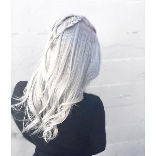 Elsa Frozen Blonde