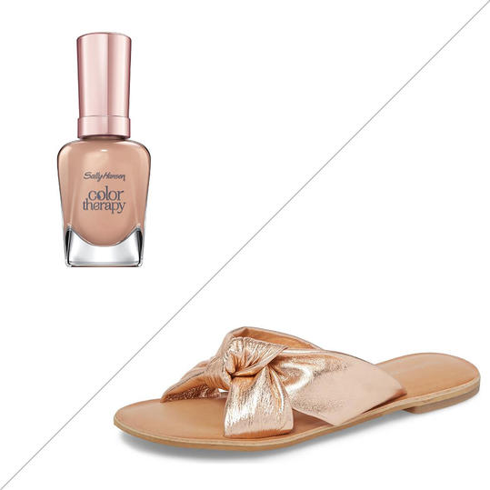 RX_1803 Spring Polish Sandal Combos_All That's Gilded