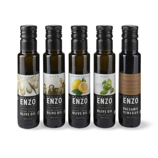Specialty Olive Oil Gift Set