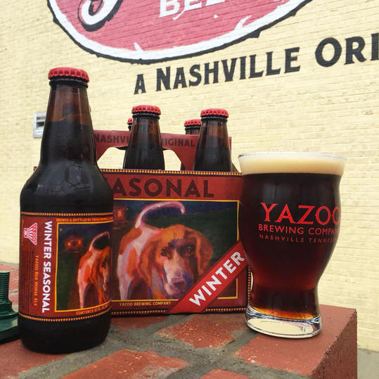 Tennessee: Yazoo Brewing Company