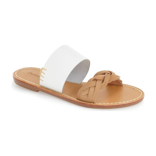 Soludos Braided Slide Sandal