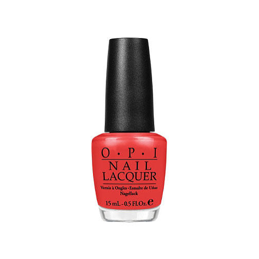 OPI Nail Lacquer in 'Cajun Shrimp'