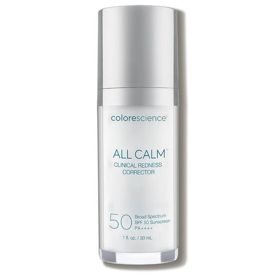 RX_1804 Dermstore Rosacea_Colorscience All Calm Clinical Redness Corrector SPF 50