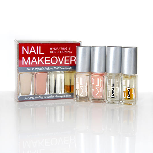 Dermelect Cosmeceuticals' Nail Makeover Kit