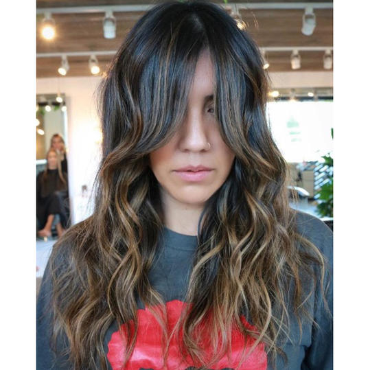 The Long Shag Is The Easy Summer Cut You Need - Southern Living