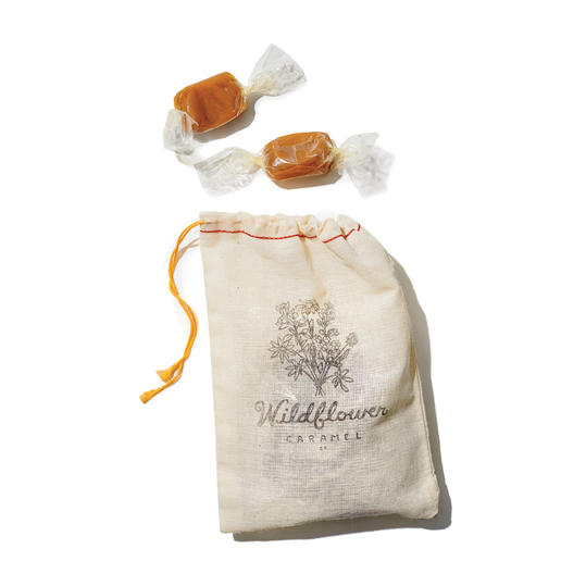 Wildflower Caramel Co. Caramels
