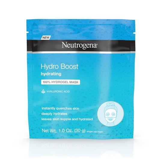 Neutrogena Hydro Boost Hydrating 100% Hydrogel Mask