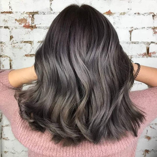 RX_1805_Brunette Hair Color Trends 2018_Smoke