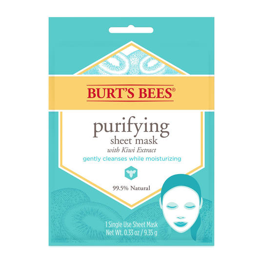 RX_1805_Sheet Masks_Burt's Bees Purifying Sheet Mask