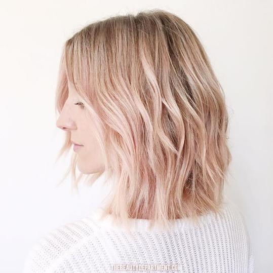 Soft Rose Gold