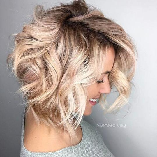 Subtle Blush Champagne