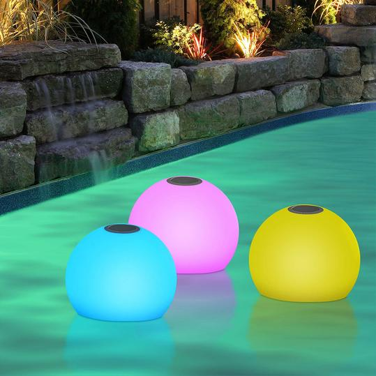 LED Floating Ball
