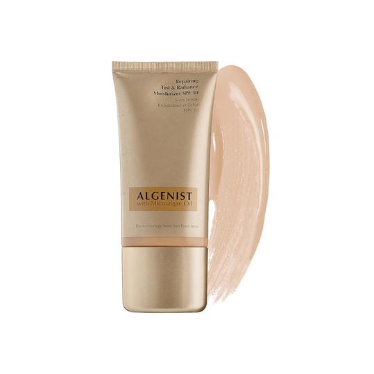 RX_1806_The Best Tinted Moisturizers With SPF_Algenist Repairing Tint and Radiance Moisturizer Broad Spectrum SPF 30