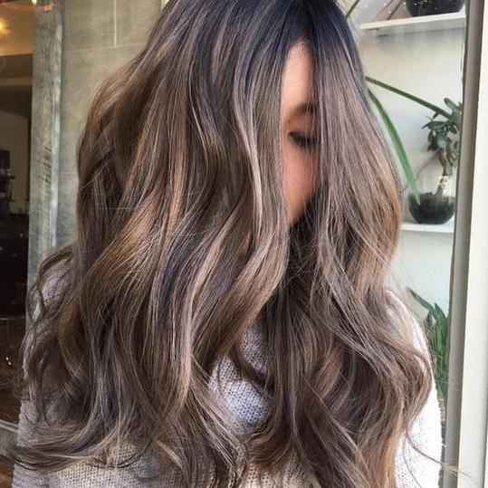 Beautiful Blonde Hair Ideas 1: Cool Brunette Hair Colors