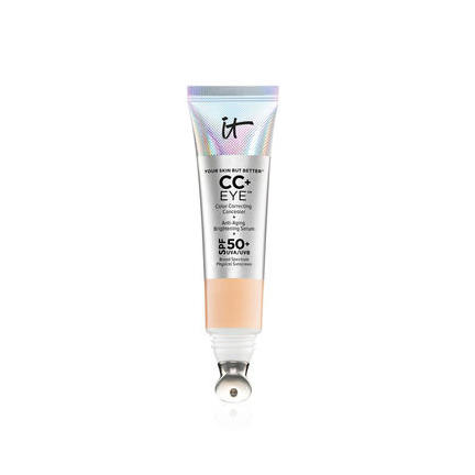 IT Cosmetics CC+ Eye Color Correcting Full Coverage Cream