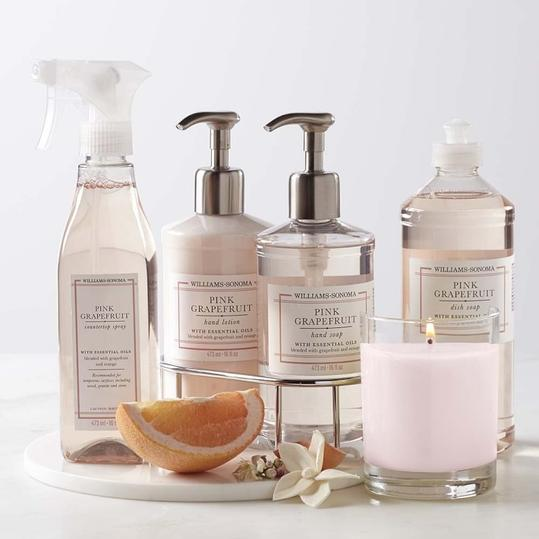 Williams Sonoma Pink Grapefruit Essential Oils Collection