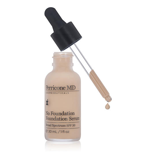 RX_1903 The Best Foundations with SPF _Perricone MD No Foundation Foundation Serum SPF 50