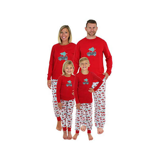 50c521c6a3 35 Matching Christmas Pajamas The Whole Family Will Love