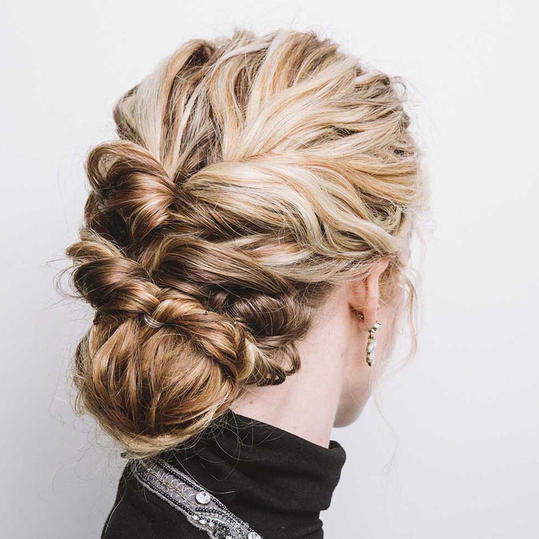 Stunning Wedding Hairstyles For Naturally Curly Hair