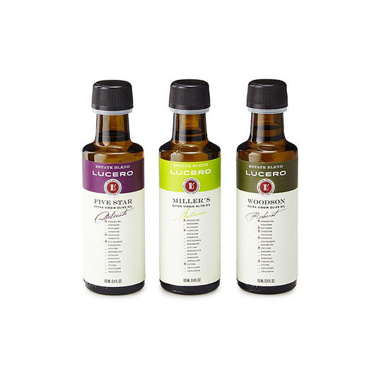 Estate Olive Oil Trio