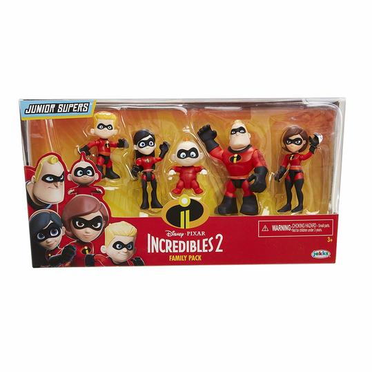 The Incredibles 2 Action Figures
