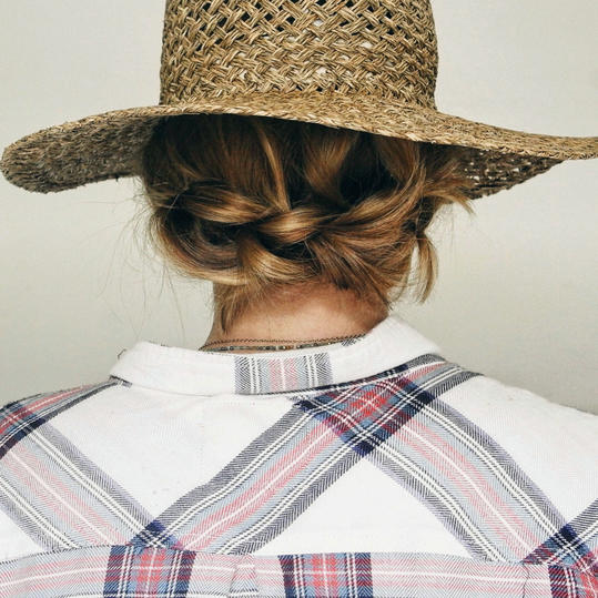 Low Side Pull-Through Braid