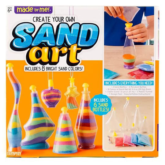 Create Your Own Sand Art