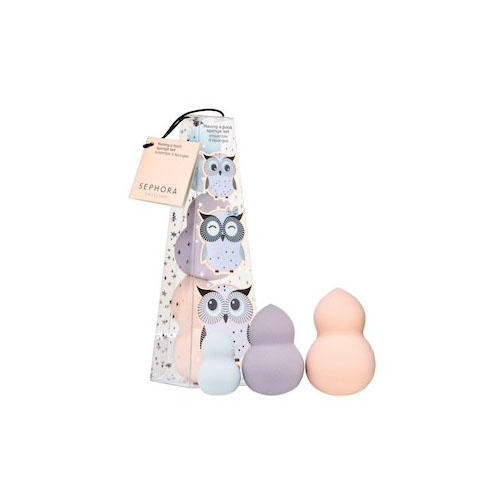 Sephora Having a Hoot Sponge Set