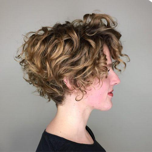 Our Favorite Hairstyles for Thin Curly Hair