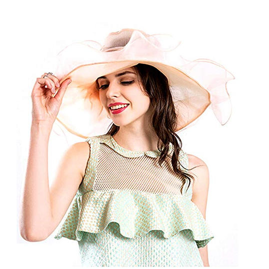 5411ecfb3 Beautiful Easter Sunday Hats That'll Complete Your Holiday Outfit
