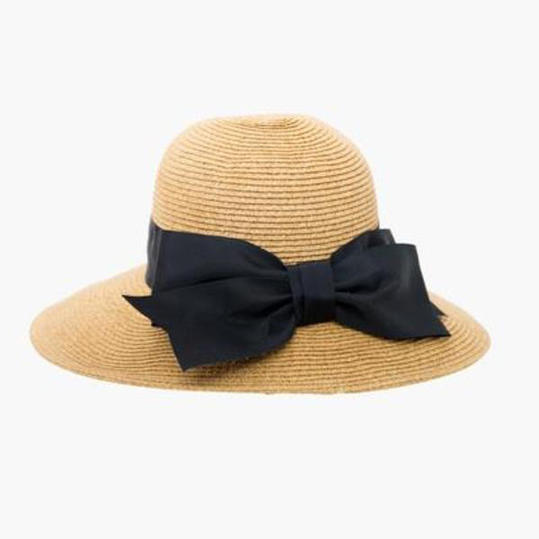 Monogramed Bow Hat