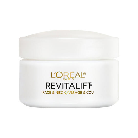 RX_1904 Neck Creams_L'Oreal Revitalift Anti-Wrinkle + Firming Face & Neck Moisturizer