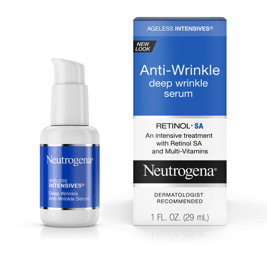 Neutrogena Ageless Intensives Anti-Wrinkle Serum