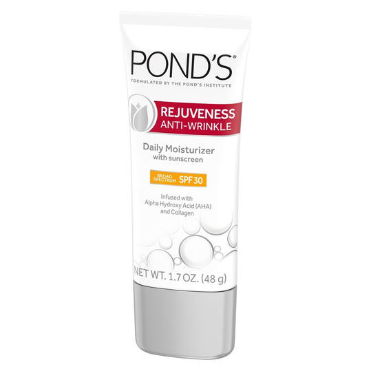 Pond's Rejuveness Anti-Wrinkle Daily Moisturizer with Sunscreen