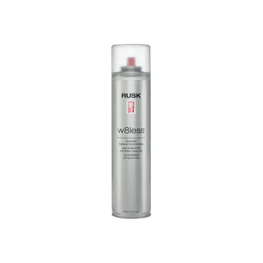 RX_1907 Touchable Hairspray_Rusk W8less Strong Hold Shaping and Control Hairspray