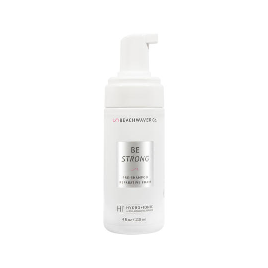 The Beachwaver Co. Be Strong Pre-Shampoo Reparative Foam