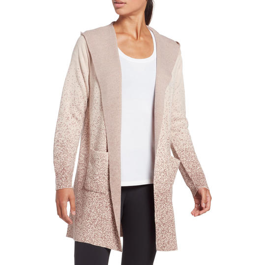Journey Hooded Duster Cardigan
