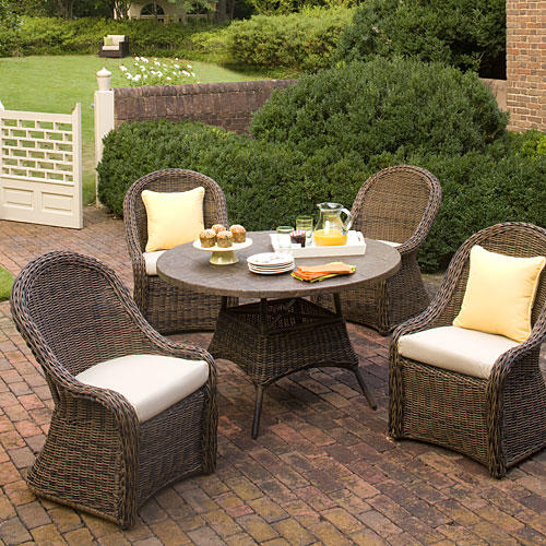 Southern living outdoor furniture collection southern living for Outdoor furniture hwy 7