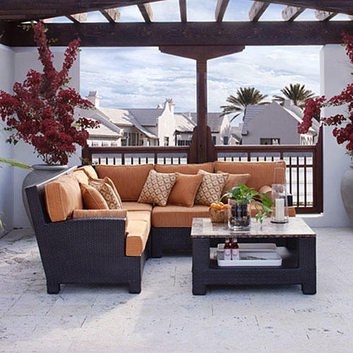 Southern Living Outdoor Furniture Collection - Southern Living on Southern Outdoor Living id=34748