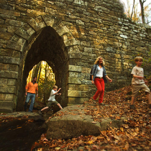 South Carolina Slideshow - The Poinsett Bridge