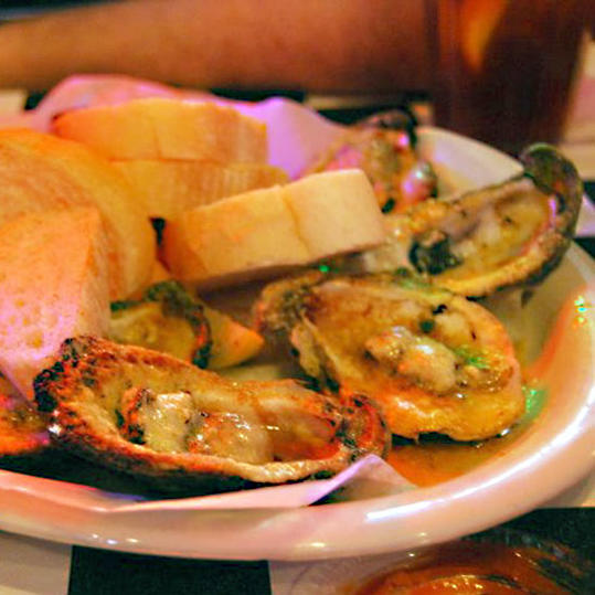 America's Best Oyster Bars: Acme Oyster House; New Orleans