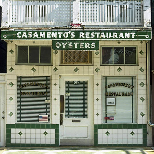 Casamento's; New Orleans