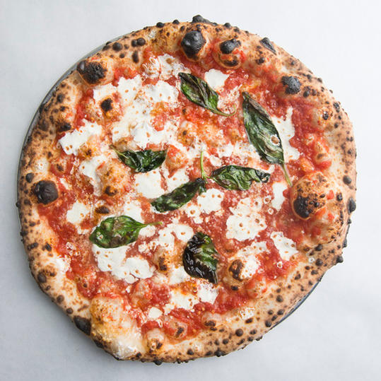 Best Pizza Places in the U.S.: Paulie Gee's in Brooklyn