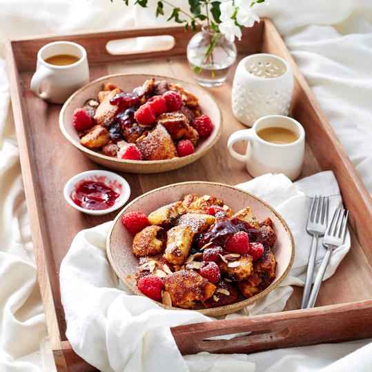 The Best Recipes for Breakfast In Bed