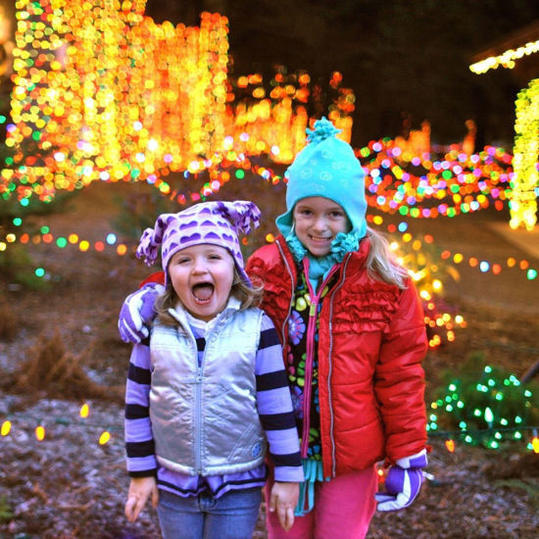 This Puget Sound town is home to Warm Beach Camp, which hauls out more than a million holiday lights and makes the brightest bit of Christmas magic in the Pacific Northwest. There's holiday dinner theater, concerts, and lots of kid activities.