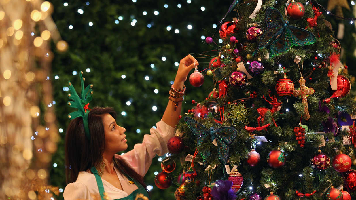 This Southern City Was the First to Make Christmas a Legal ...