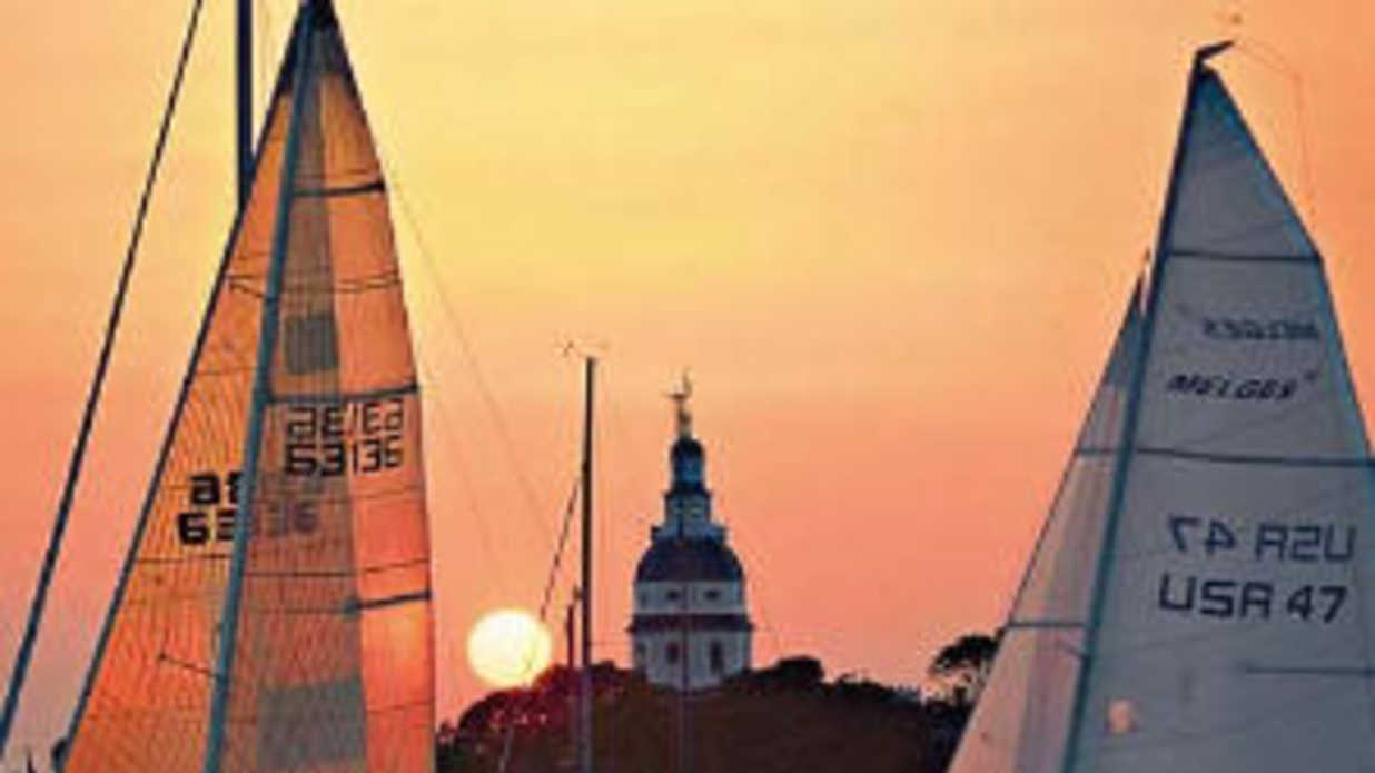 Smooth Sailing in Annapolis (promo image)
