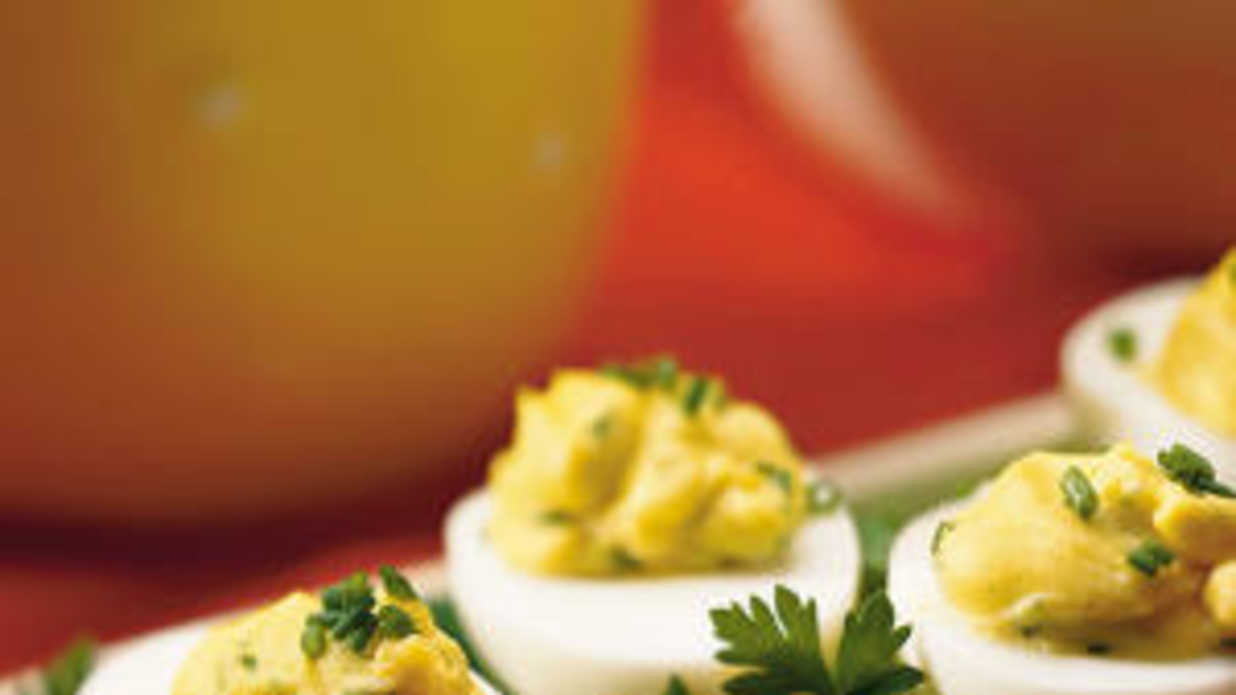 Award-Winning Deviled Eggs